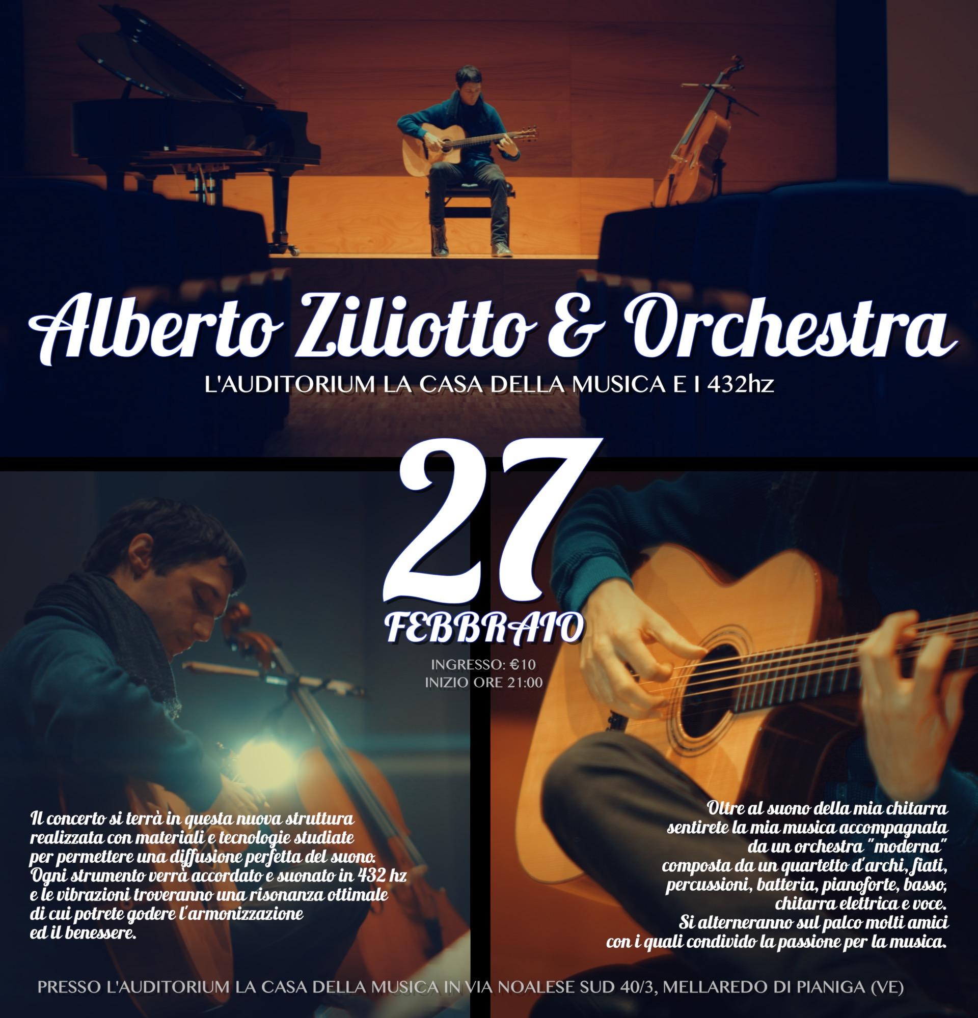 Alberto Ziliotto & Orchestra (i entry)